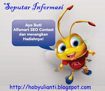 Lomba Blog SEO Alfamart 2014
