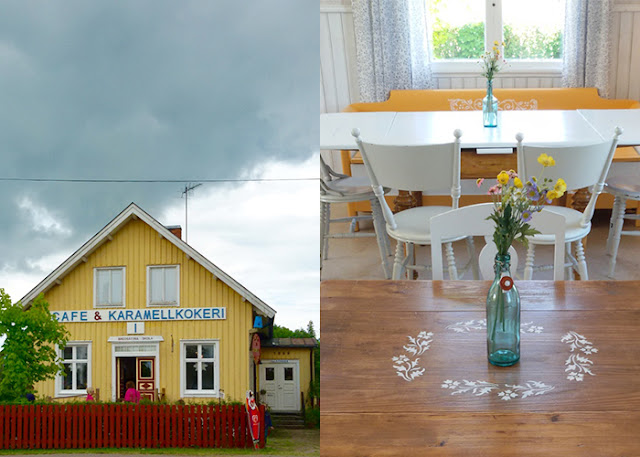 Schweden, Öland, Travel, Urlaub, cafe karamellkokeri bredsattra, Bonbons herstellen Bonbons machen