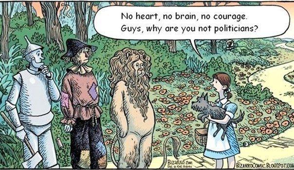 Английский политический юмор