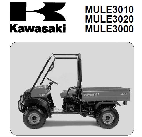 kawasaki mule 3010 service manual download service manual rh servicemanualguidepdf blogspot com 2005 Kawasaki Mule 3010 Manual Kawasaki Mule 3000 Manual