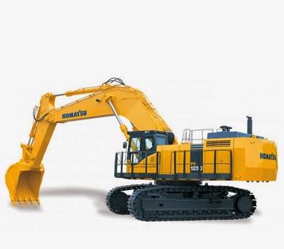 Komatsu Excavators PC1250LC-8