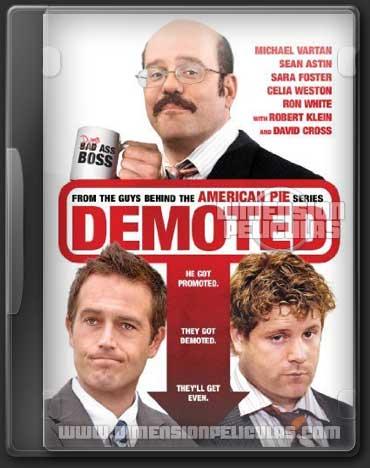 Demoted (DVDRip Inglés Subtitulado) (2011)