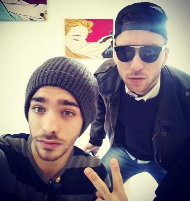Mattia Briga e Cristian Lo Presti Amici 2015