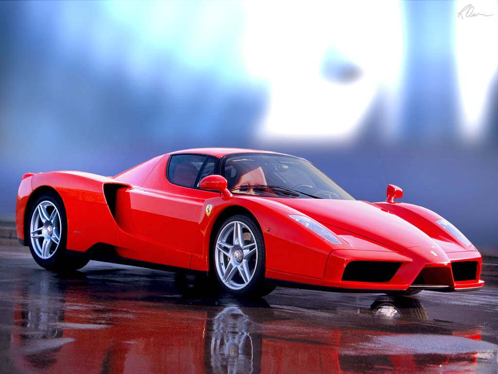Ferrari Enzo Cool Car Wallpapers