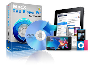 Enter to win 1 of 10 copies of MacX DVD Ripper Pro for Windows/Mac. Giveaway ends 9/22.