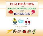 Guía didáctica de la alimentación saludable, elaborada por la asociación de padresy madres del C.P.
