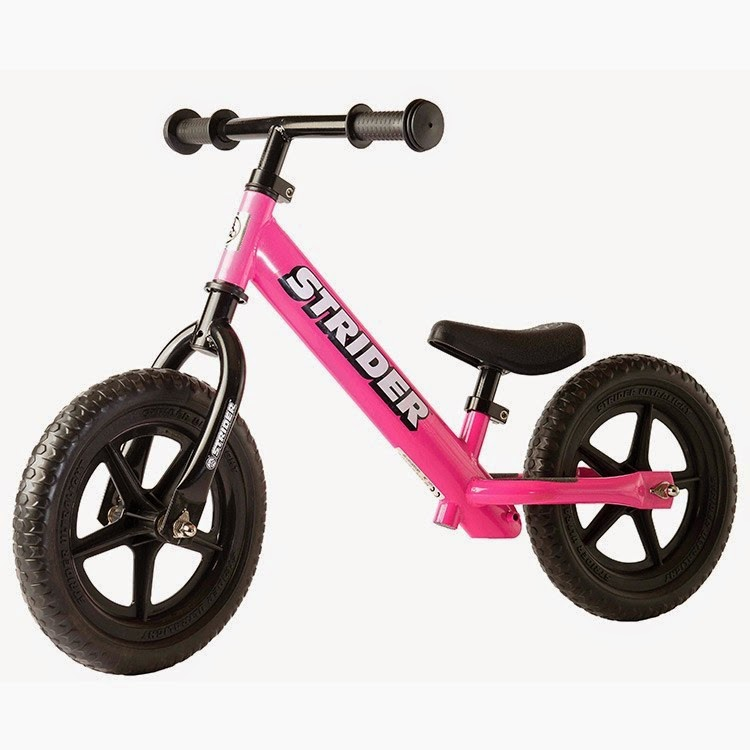 Strider Bike Classic Giveaway
