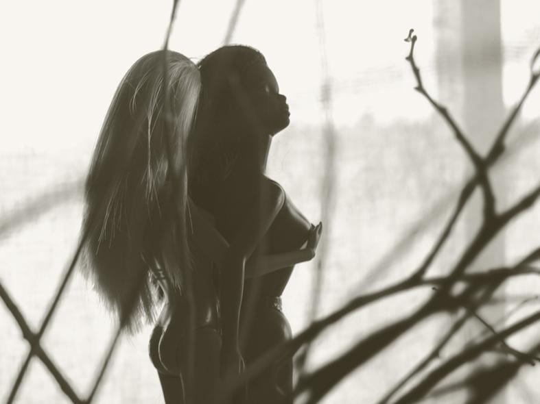 ©César Blay - La Princesa Abdicada. Barbie. Fotografía | Photography