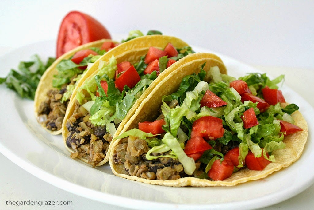 tacos black bean lentil tacos pictured above quick black bean tacos ...