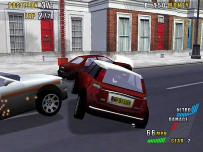 full London Racer 2