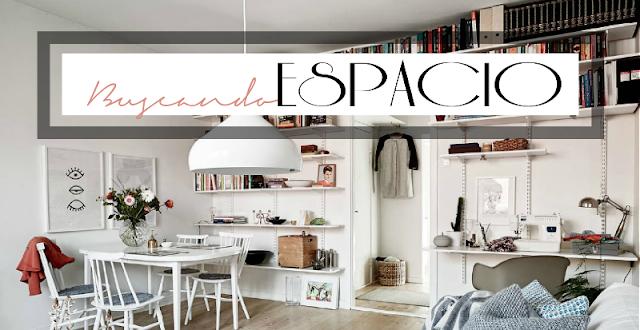 El espacio, un lujo a tu alcance, piso de 40 m by Habitan2