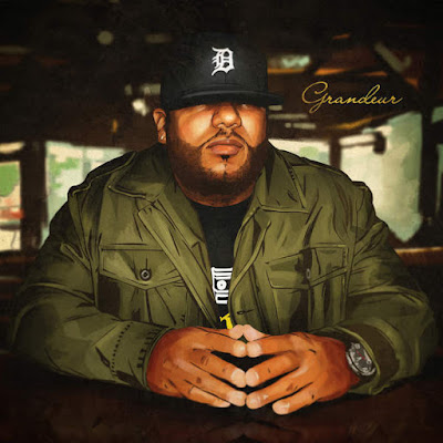 Apollo Brown - Grandeur [2015]
