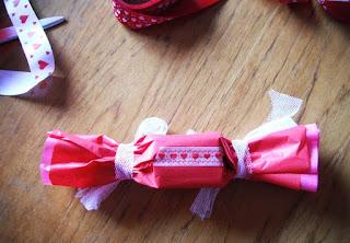 using patterned washi tape