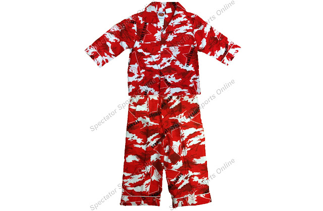 Sydney Swans Toddler Winter Pyjamas Sleepwear