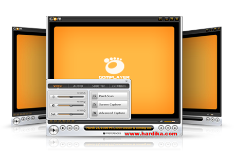 Free Download GOM Player Full Version dan Codec Lengkap 2012