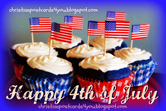Card Happy 4th of July 2013,América, USA. Free card, postcard to download to facebook's friends, twitter. Blessings, happy Independence day. Free images