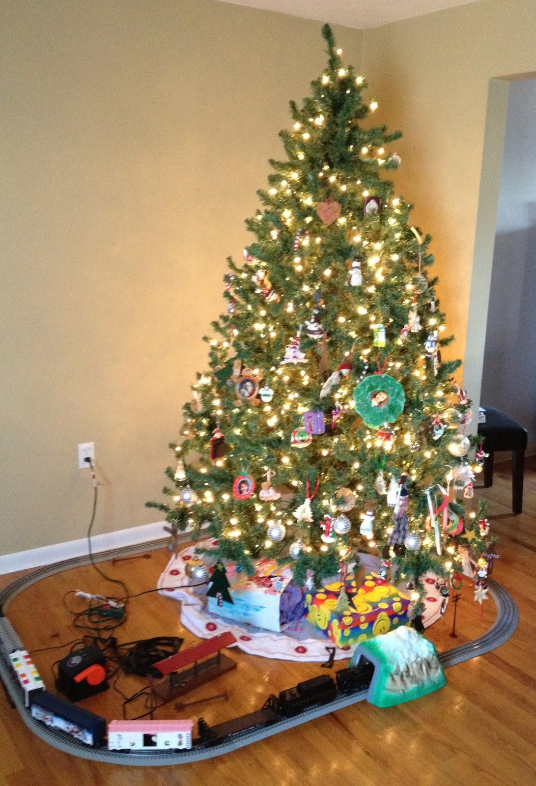 our artificial christmas tree - Unique Artificial Christmas Trees