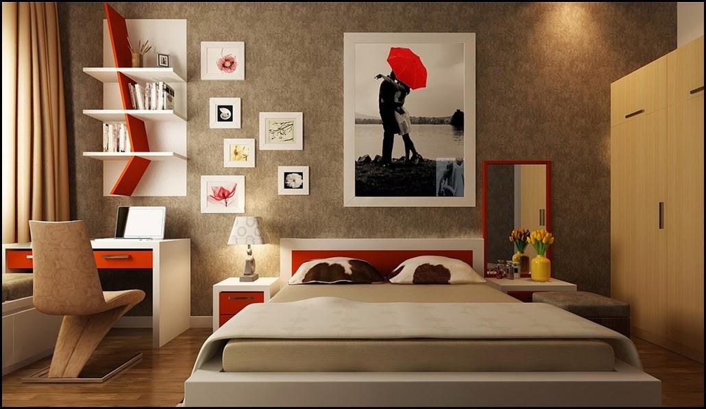 desain kamar tidur gambar rumah minimalis