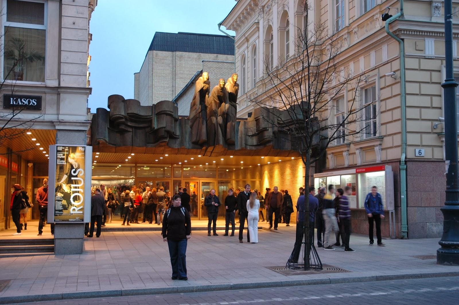 Litewski Narodowy Teatr Dramatyczny