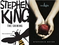 Stephen King The Shining Stephenie Meyer Twilight