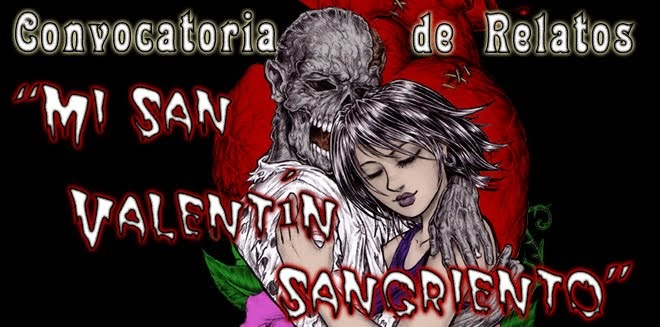 "Convocatoria de relatos ""Mi San Valentín Sangriento"""