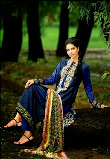 Khaadi-Embroidered-Shirts-in-Cambric-Collection