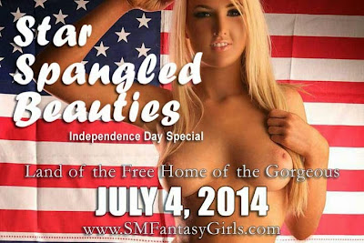 Star Spangled Beauties | Independence Day Special 2014