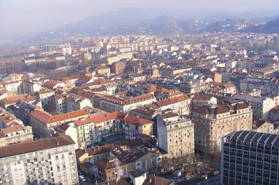 Orasul Torino, Italia