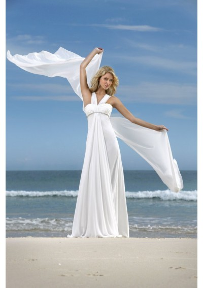Beach Wedding on Cheap Wedding Gowns Online  Beach Wedding Dresses
