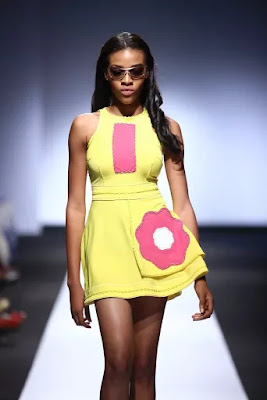All the glitz and glams from Lagos fashion week (photos)
