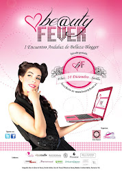 cartel oficial de beauty fever sevilla