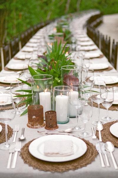 Весілля в екологічному стилі