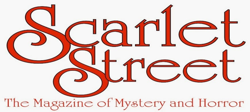 Scarlet Street - The Magazine of Mystery & Horror