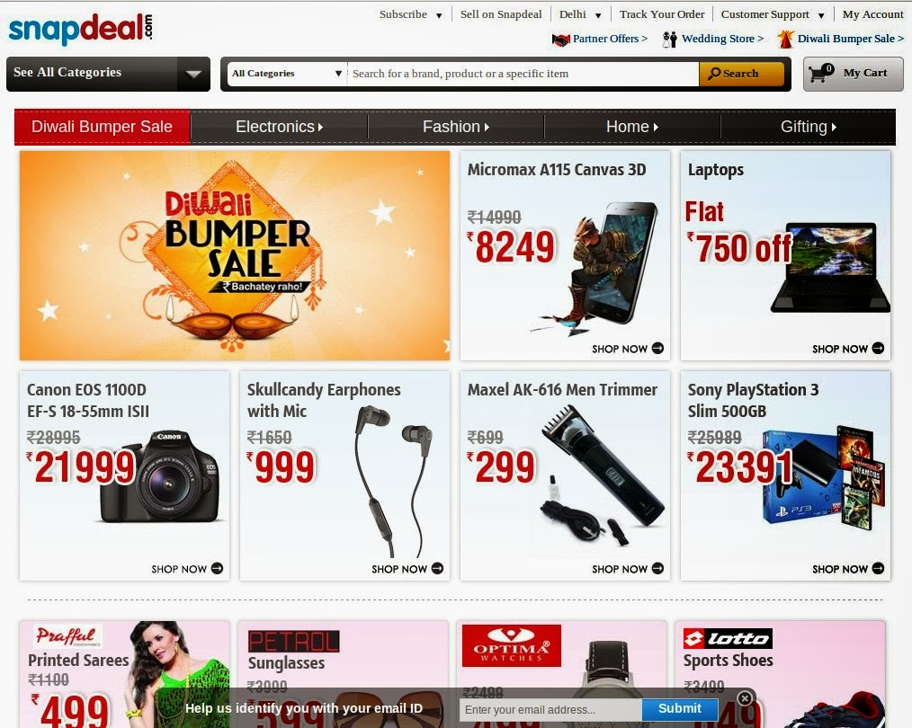 Ebay india discount coupons