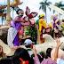 Pawai Bunga HUT Surabaya Di Laksanakan Pagi
