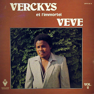 Verckys et l'immortel VГ©vГ© vol.2,Editions VEVE InternationalEVVI 02D 1980