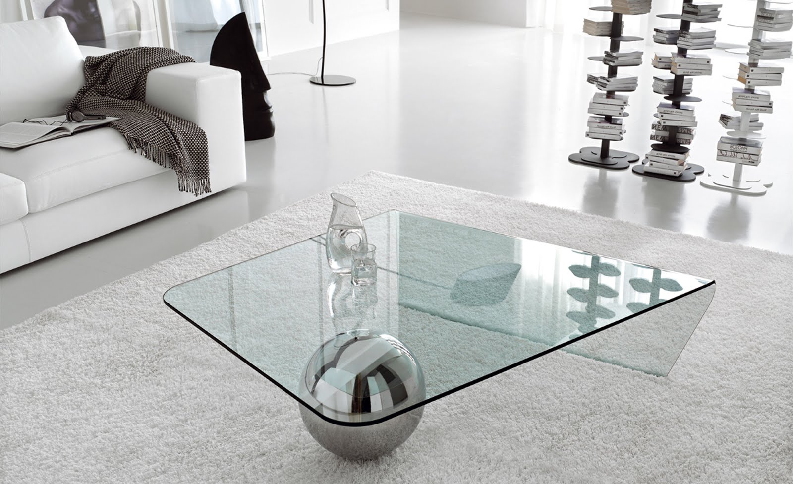 Coffee Table - Globe - Cattelan Italia - Italian Furniture