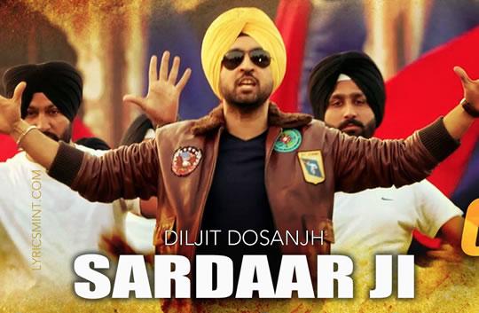 Sardaar Ji (Title Song)