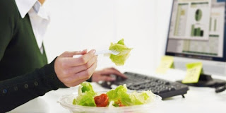 διατροφή στο γραφείο