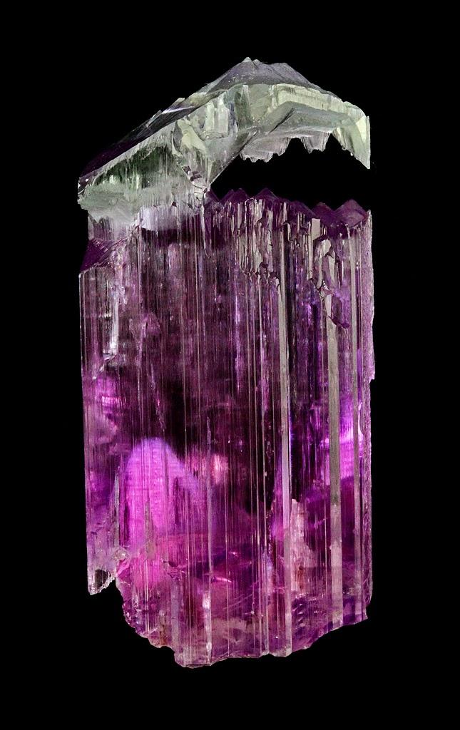 Kunzite mineral
