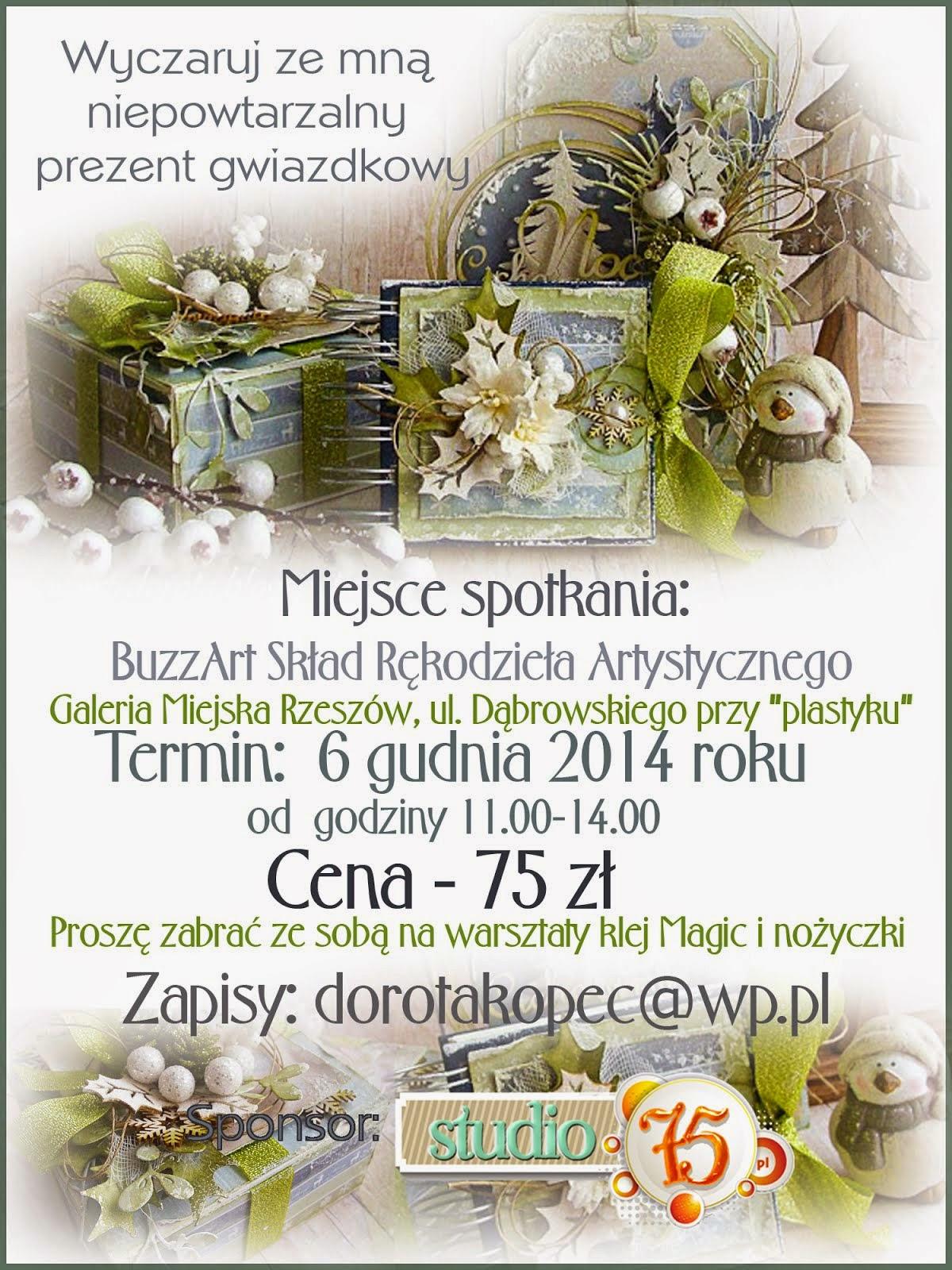 Rzeszów - 6.12.2014 r.