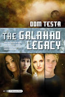 the galahad legacy by dom testa book cover