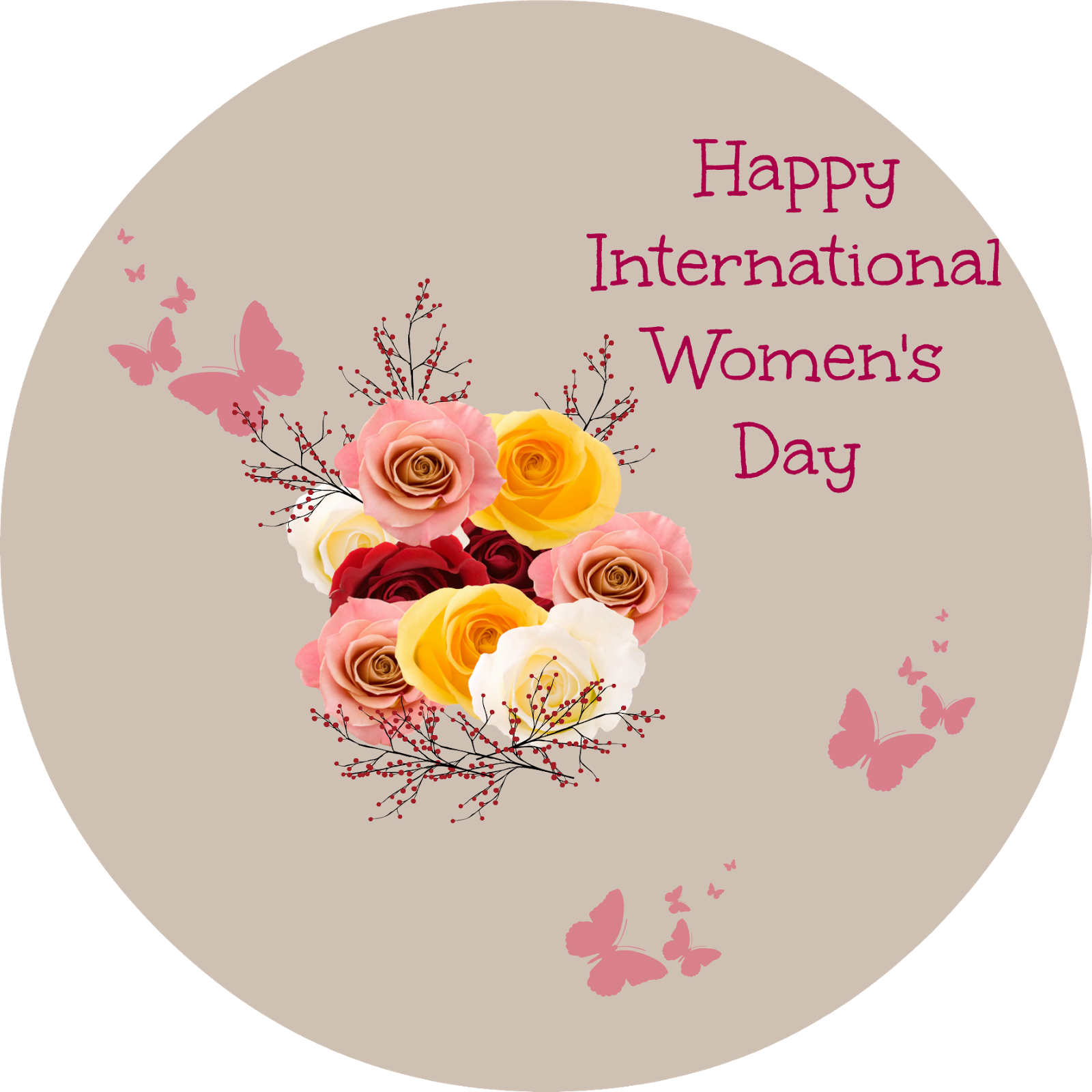 Happy International Women's Day image