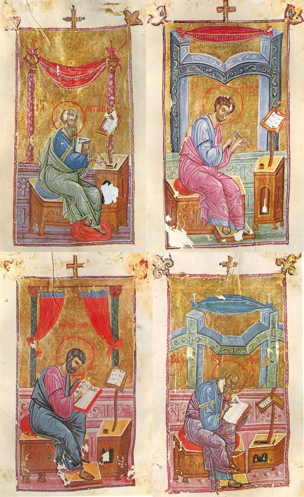 Evangelical Textual Criticism The Four Evangelists In Gospel