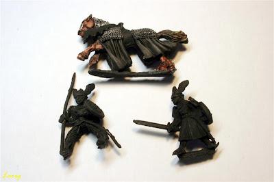 ME-24 Gondor Citadel Knight, Guardia de la Ciudadela