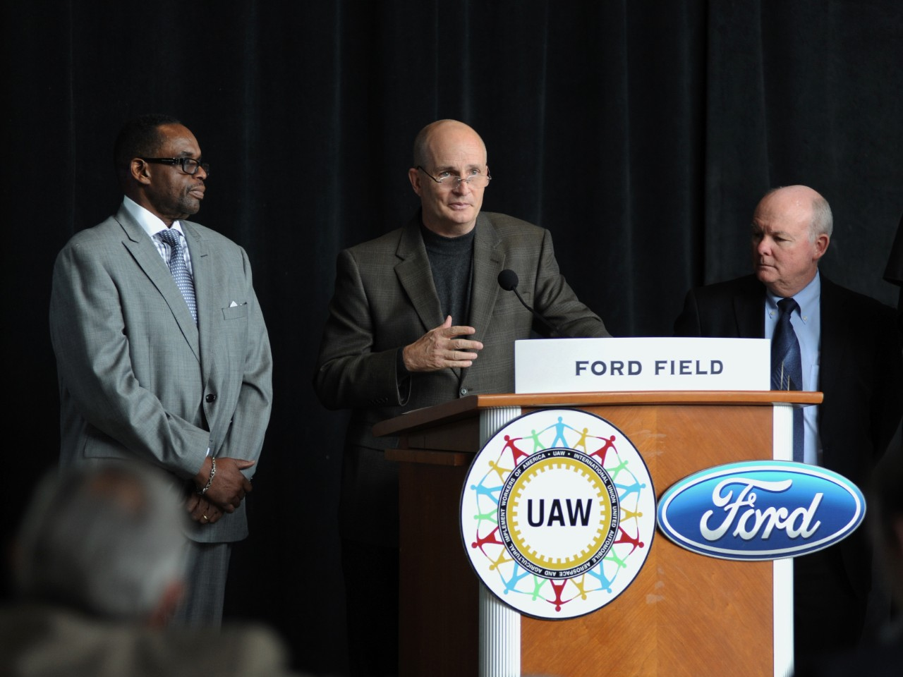 UAW and Ford to Create Child Safety Program in Plant Communities
