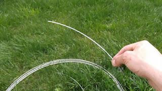 Si può risparmiare utilizzando un filo di ferro