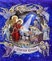 Η Εικόνα της Γέννησις Του Χριστού στην Ανατολή και Δύση