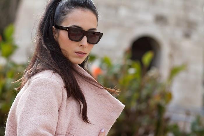 Gafas de Sol / Sunglasses : YSL BOLD 4 in Dark Havana