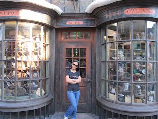 Wizarding World of Harry Potter Owl Post